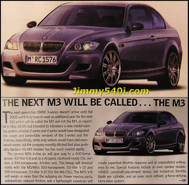 2004 Bmw M3: BMW M5 Forum And M6 Forums