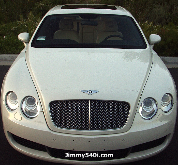 Bentley Flying Spur W12: HERE ARE SOME PICTURES. ENJOY