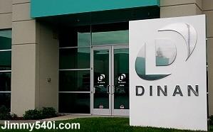 Dinan HQ in Morgan Hills, CA.