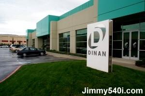 Dinan Headquarter in Morgan Hills, CA.