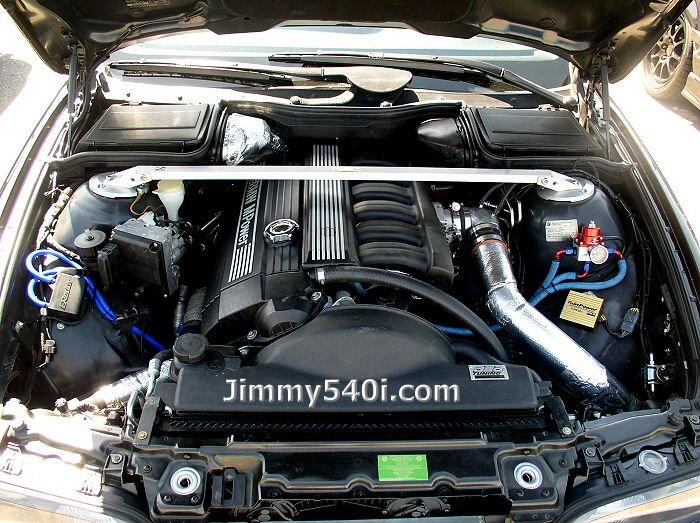 Anyone Know This E39 3 2 Turbo