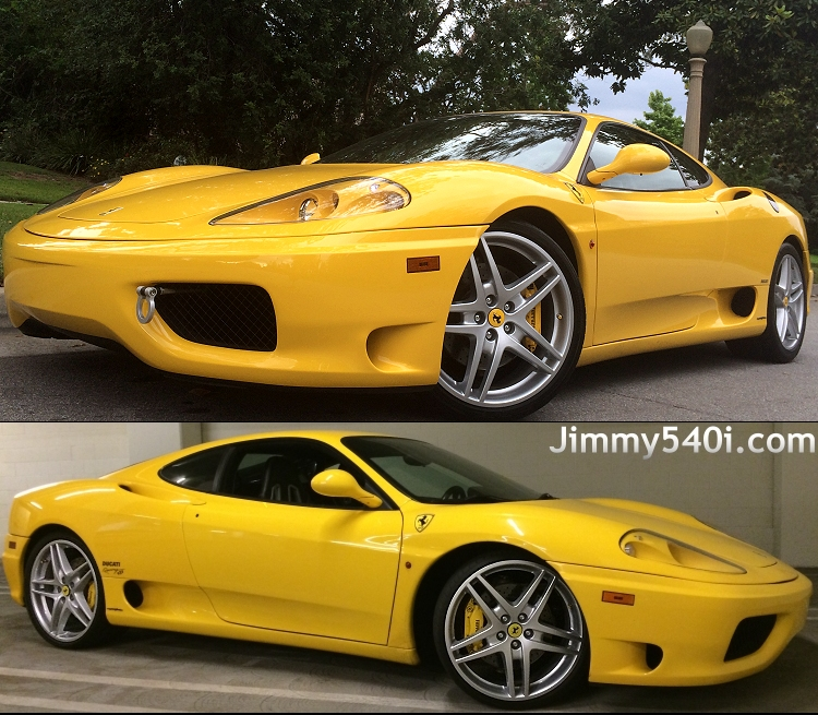 File Ferrari F430 Scuderia Wheel Jpg: TIRES UPGRADE ON 360 MODENA