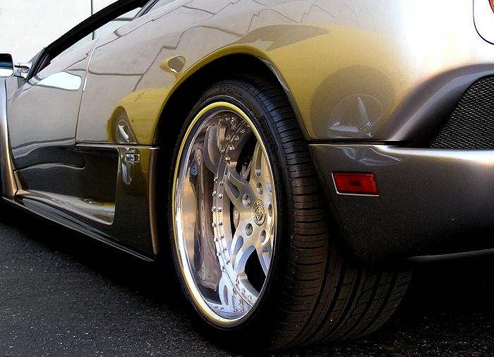 For Sale 19 Quot I Forged Rims For Lamborghini Diabl