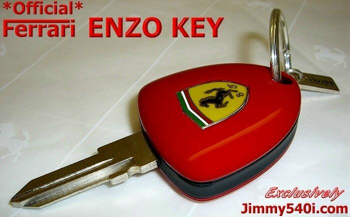 Ferrari Enzo Key Gallery Www Jimmy540i Com